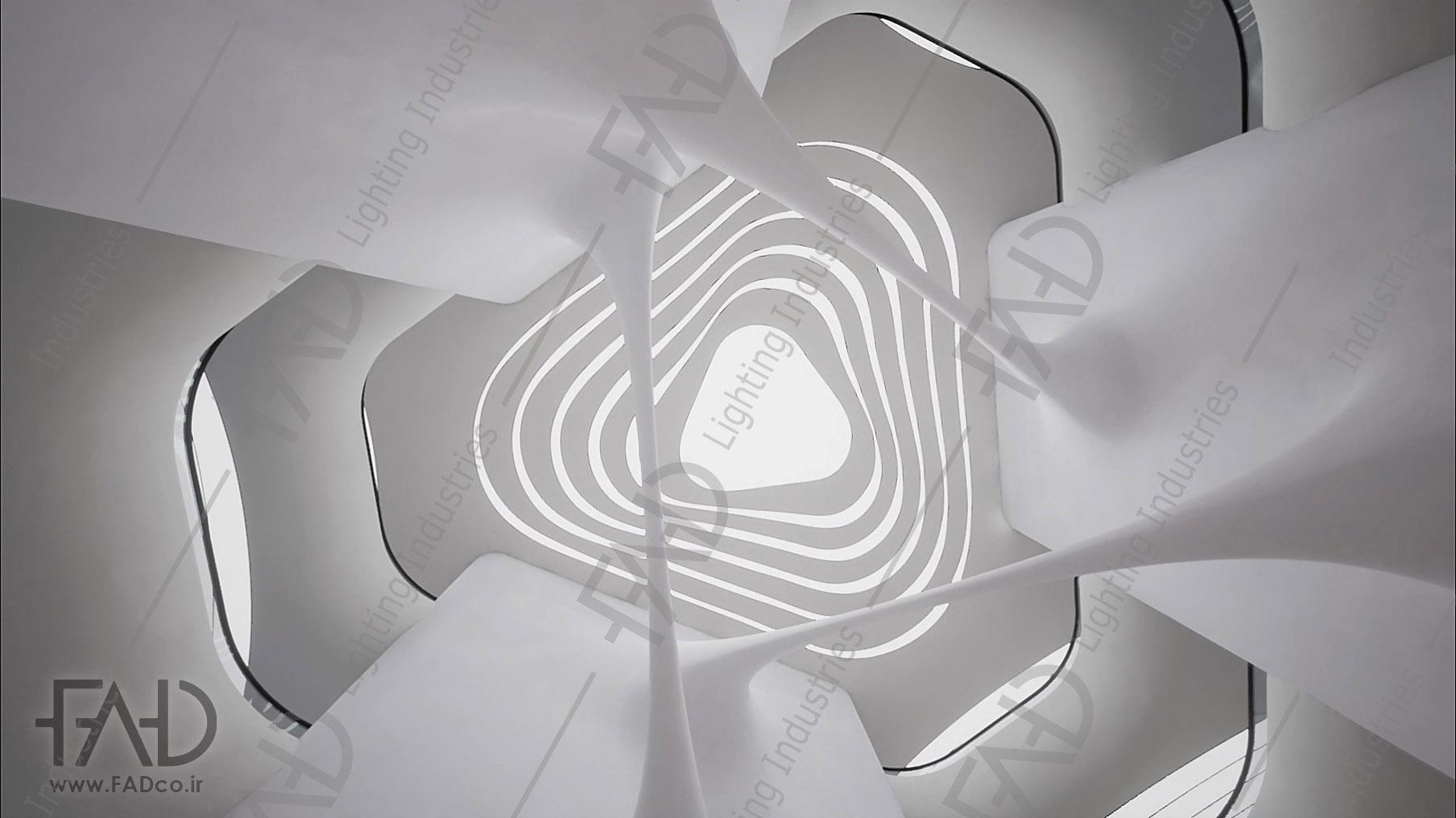 شرکت روشنایی فاد - هتل پاسارگاد فرشته