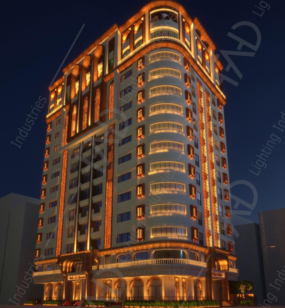 شرکت روشنایی فاد - هتل باب المراد
