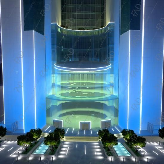مرکز اداری تجاری باران