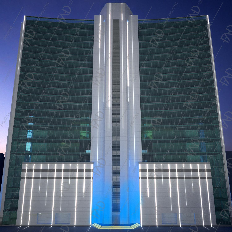 شرکت روشنایی فاد - مرکز تجاری اداری باران