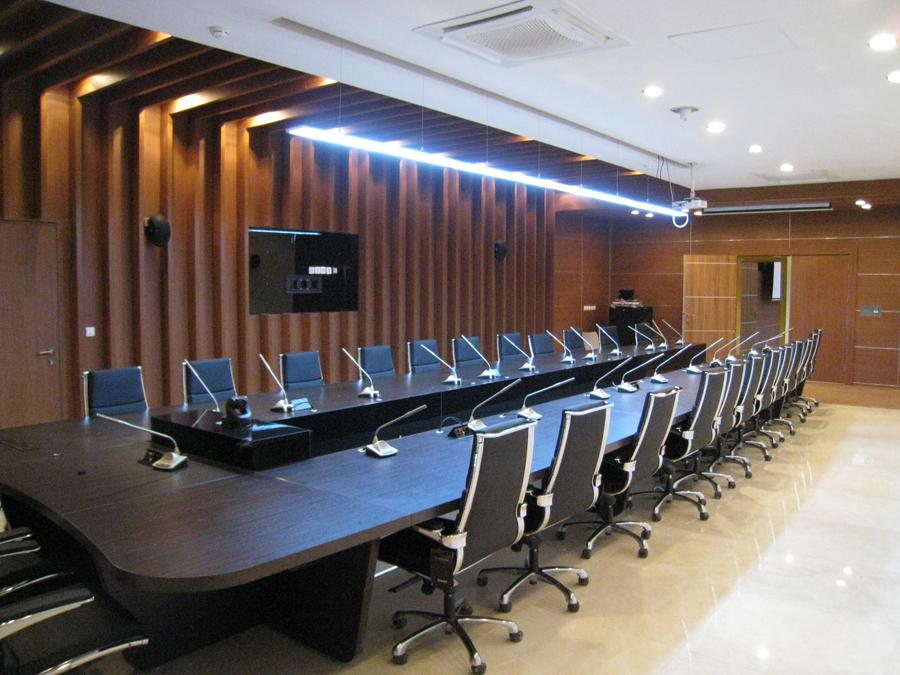 شرکت روشنایی فاد - دفتر مرکزی ایرانسل