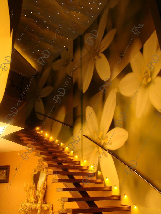 شرکت نورپردازی فاد - ساختمان مسکونی