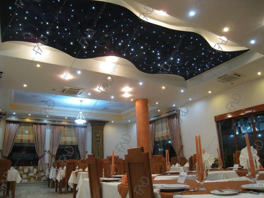 شرکت نورپردازی فاد - هتل کوروش