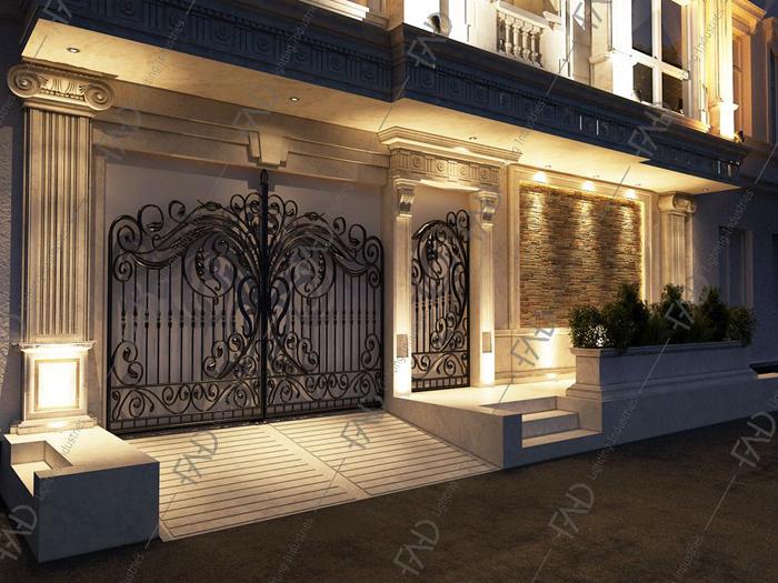 شرکت نورپردازی فاد - مجتمع مسکونی