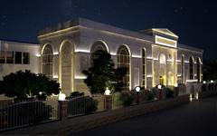 شرکت روشنایی فاد - ساختمان مرکزی گیاهان معطر