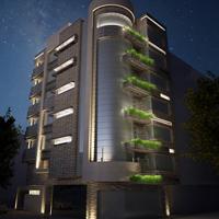 شرکت نورپردازی فاد - مجتمع میرزا کوچک خان
