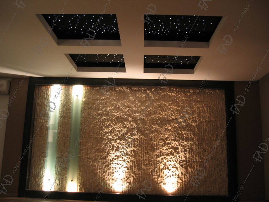 شرکت نورپردازی فاد - آپارتمان مسکونی