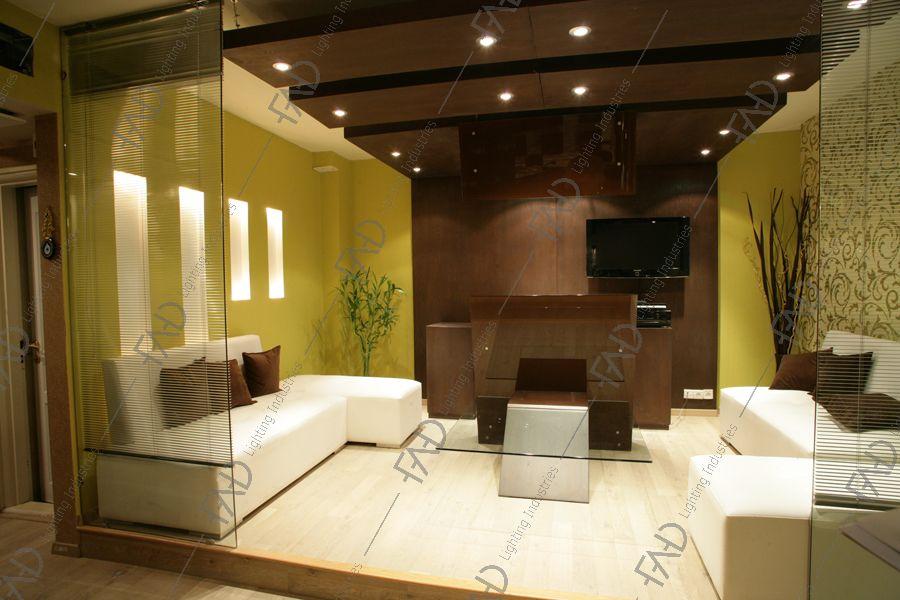 شرکت نورپردازی فاد - سالن زیبایی ویس