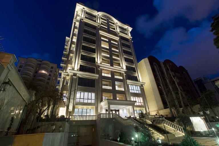 شرکت نورپردازی فاد - ساختمان سما