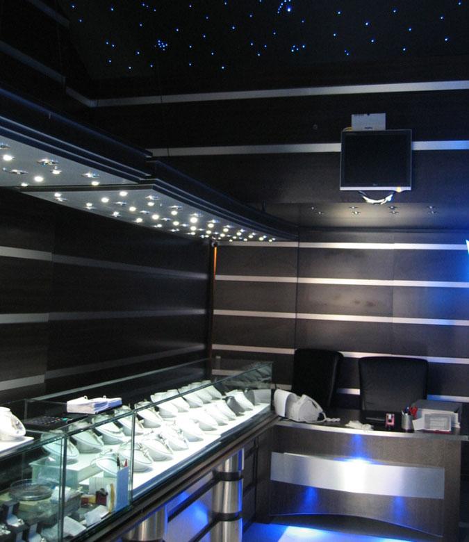 شرکت نورپردازی فاد - گالری زرافشان