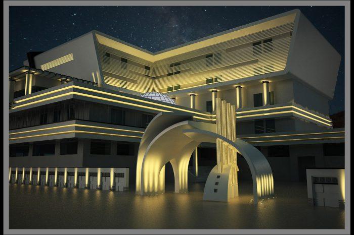 شرکت روشنایی فاد - بیمارستان قدس اراک