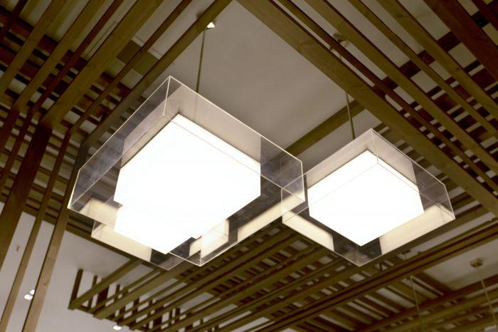 شرکت نورپردازی فاد - رستوران هرمو