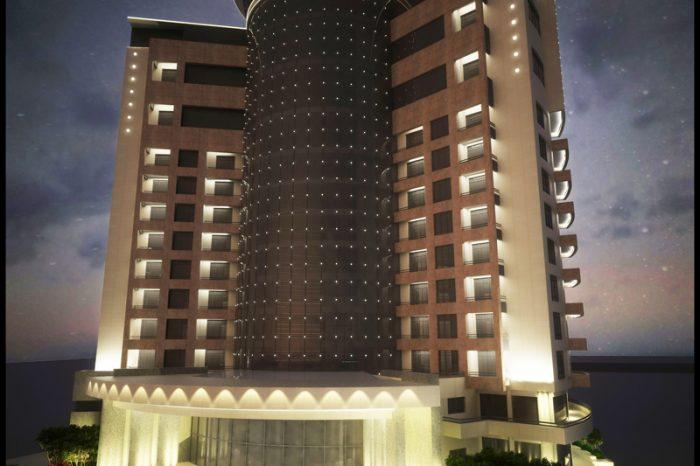 شرکت نورپردازی فاد - هتل امپراطور