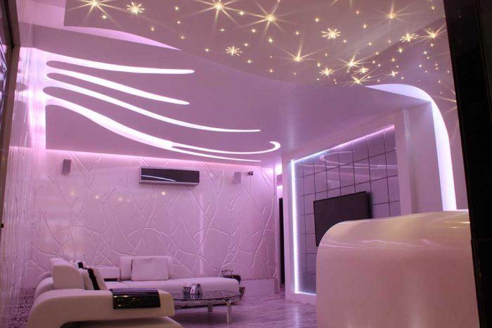 شرکت نورپردازی فاد - کلینیک زیبایی ایرانیان